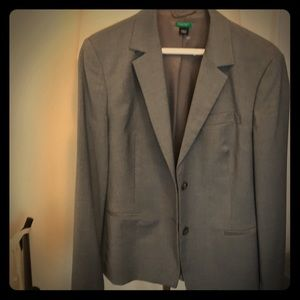 United Colors of Benetton suit jacket
